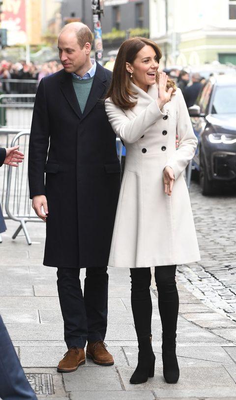 Kate Middleton Debuts Bangs And Shorter Hair During Ireland Tour