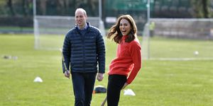 The Duke And Duchess Of Cambridge Visit Ireland - Day Three