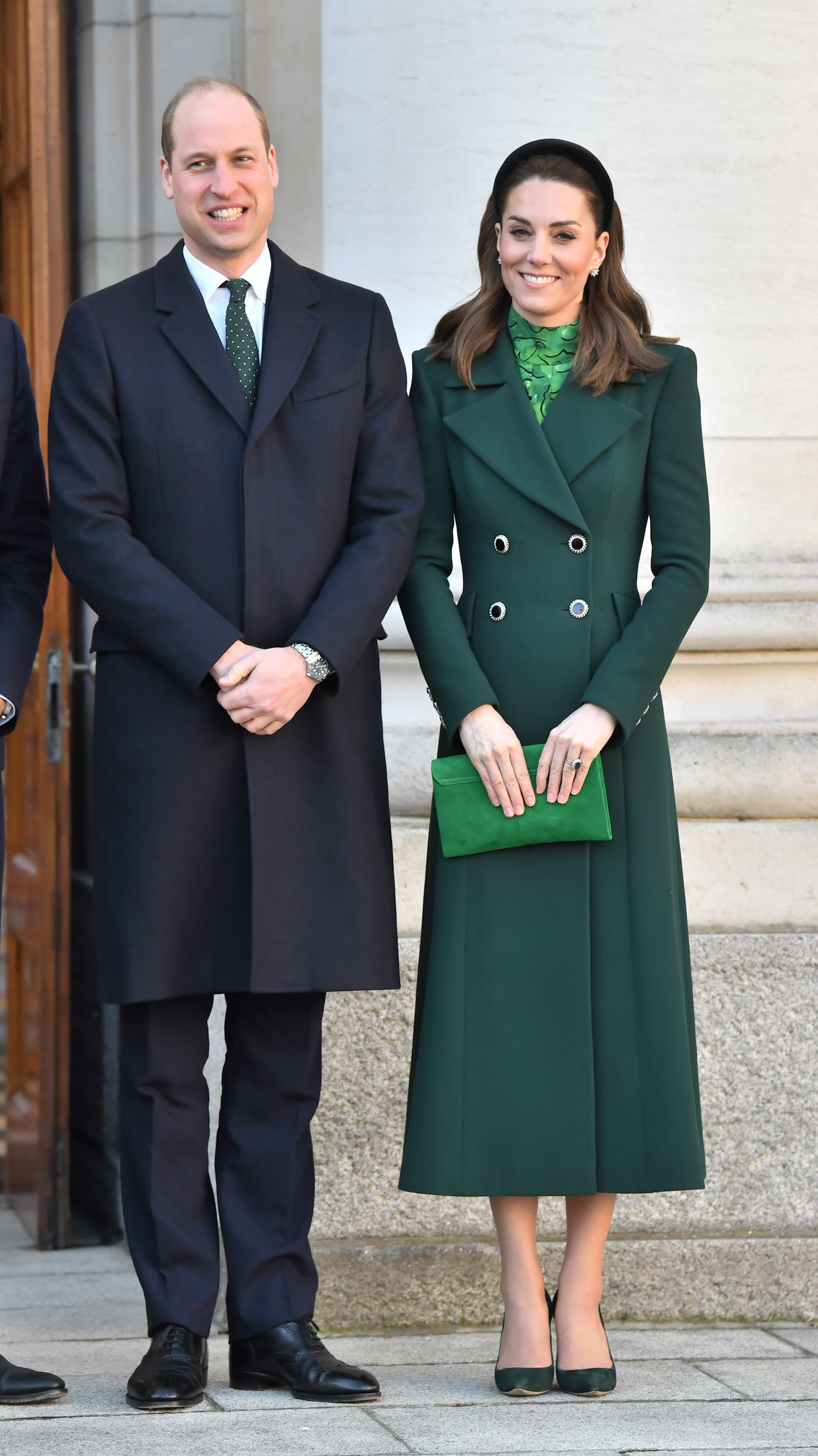 why kate middleton prince william canceled st patrick s day event why kate middleton prince william