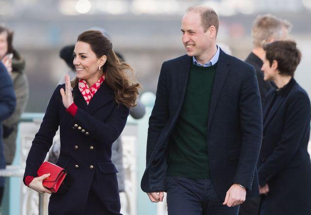 キャサリン妃 ウィリアム王子 公務