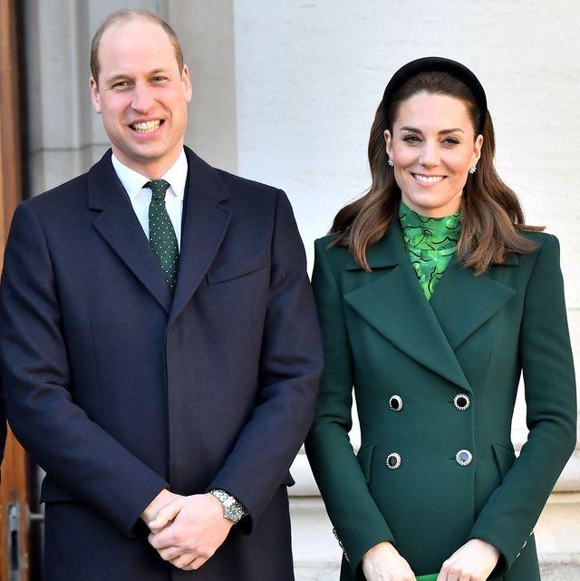 the duke and duchess of cambridge visit ireland   day one