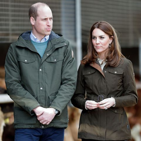 the duke and duchess of cambridge share important mental health message