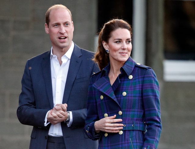 the duke and duchess of cambridge visit scotland day six