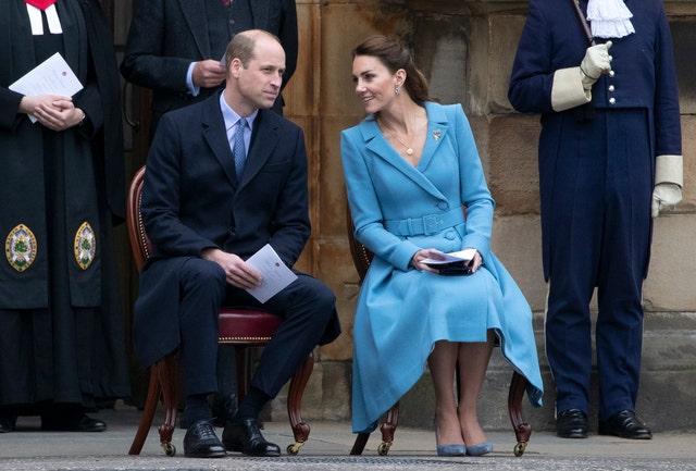 the duke and duchess of cambridge visit scotland