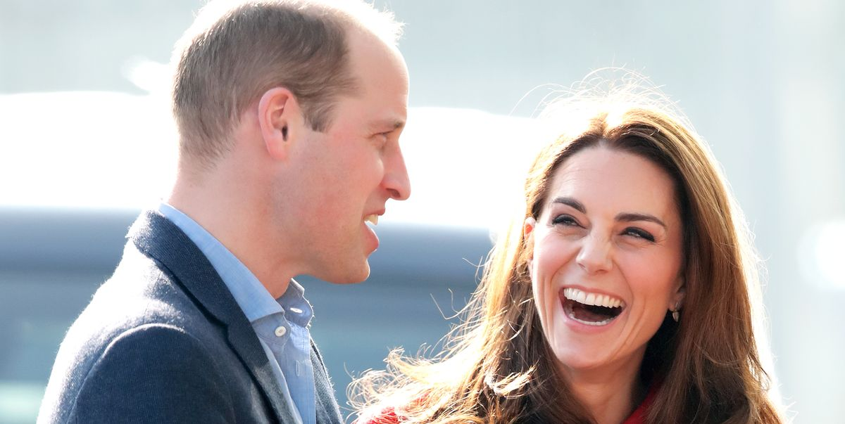 The Duke and Duchess of Cambridge have shared candid couple photographs