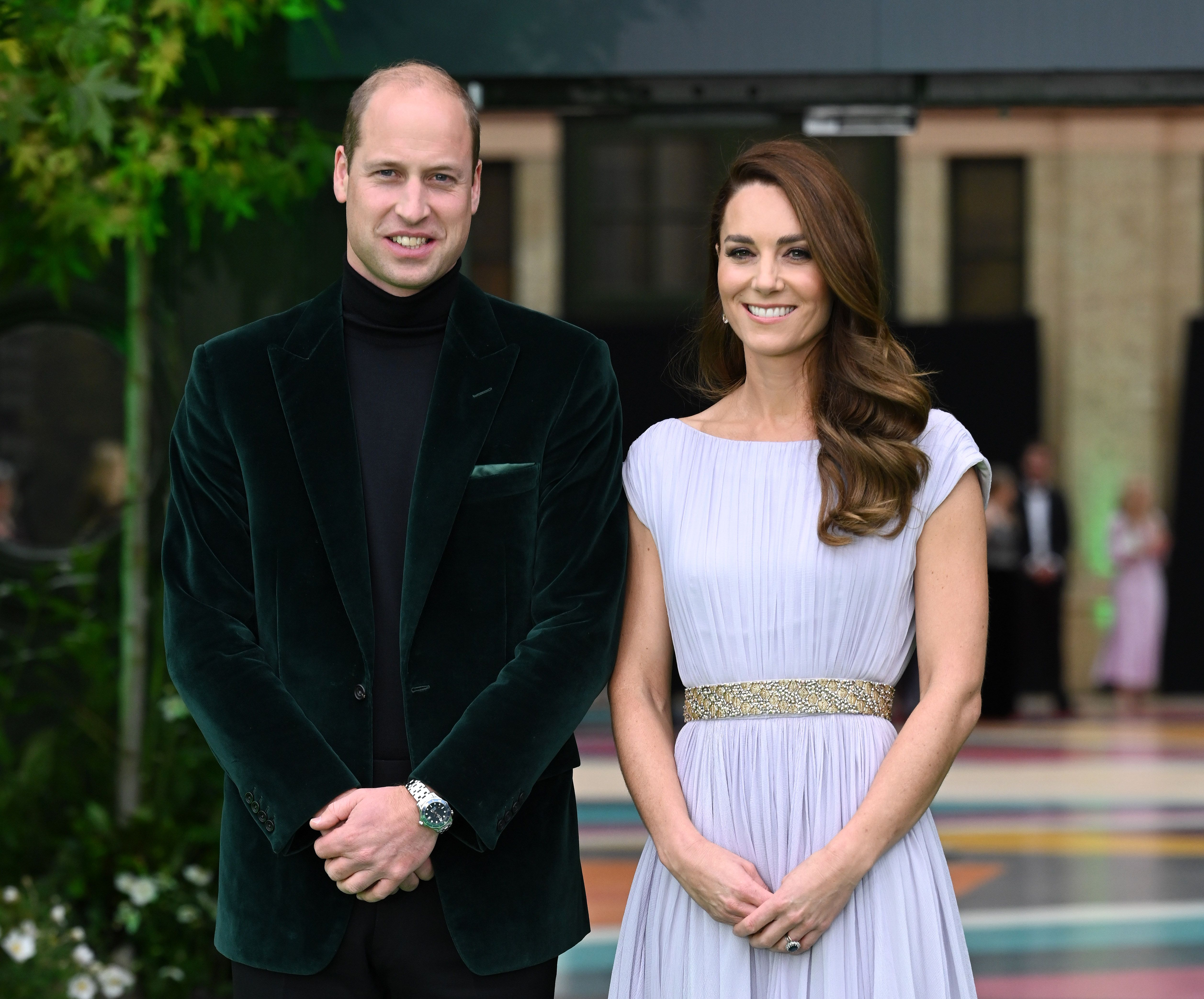 The Duke and Duchess of Cambridge are going to America