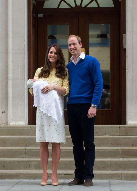 Nacimiento Carlota de Inglaterra
