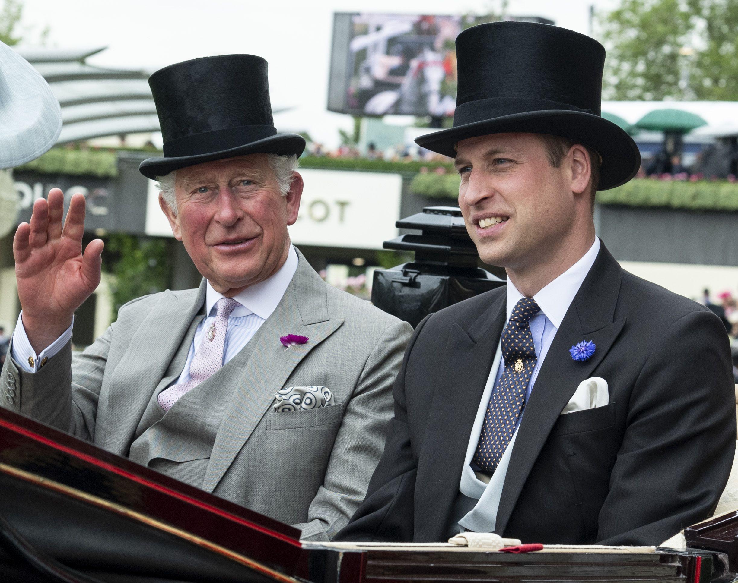 チャールズ皇太子、息子ウィリアム王子の言葉に思わず涙していた
