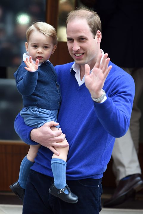 prince william prince george looking alike
