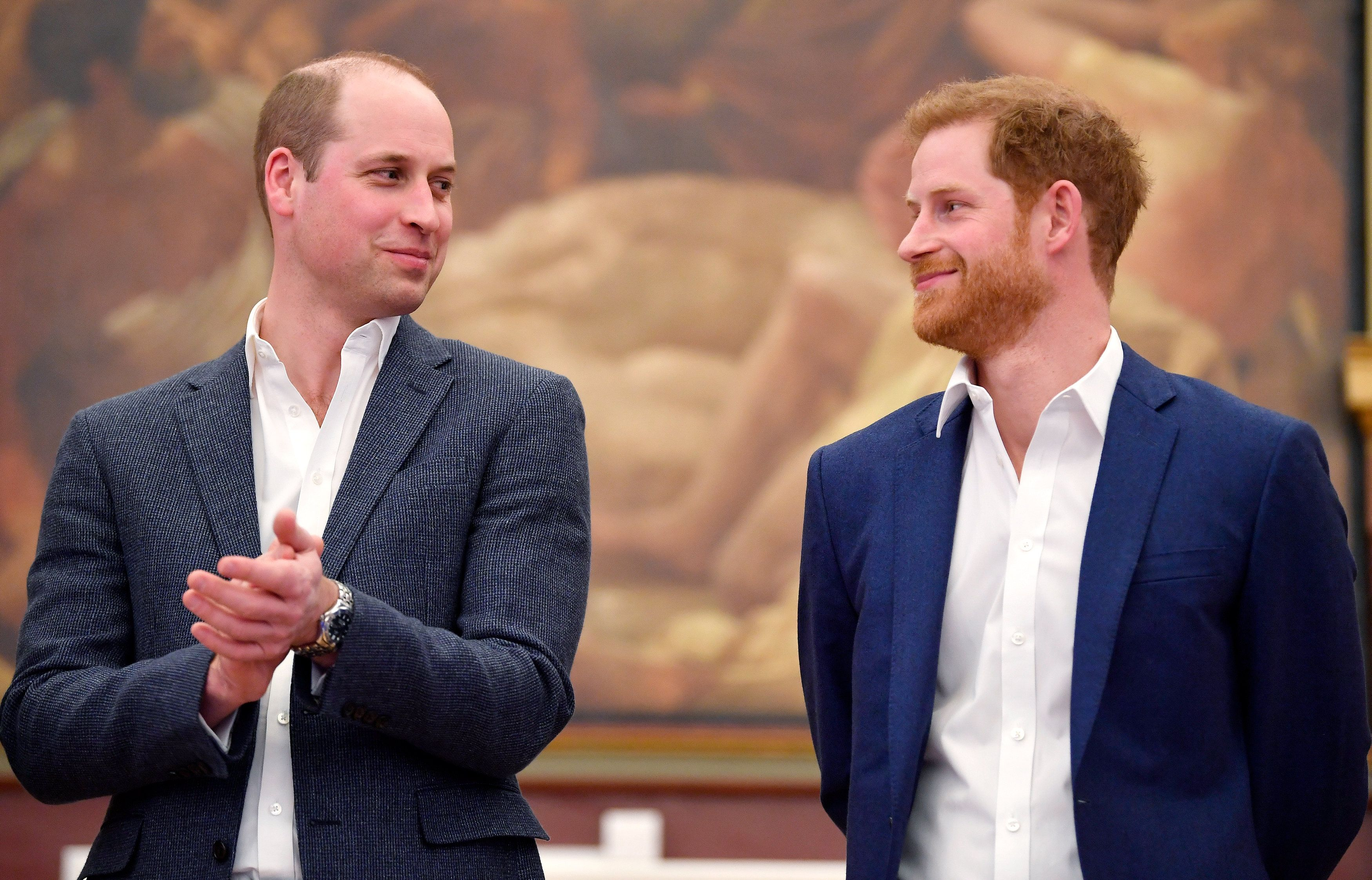 Some People Are Really Mad About Prince William's Birthday Post for Prince Harry
