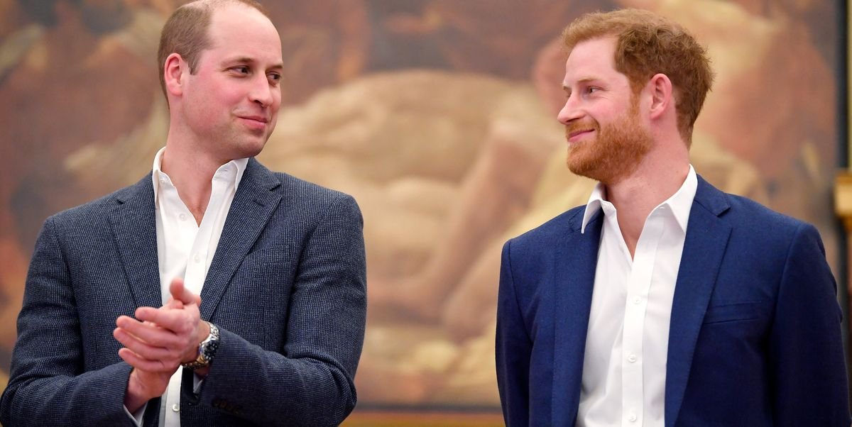 Uh, Wow, Some People Are Really Mad About Prince William's Birthday Post for Prince Harry