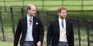 ヘンリー王子 ウィリアム王子 ロイヤルファミリー