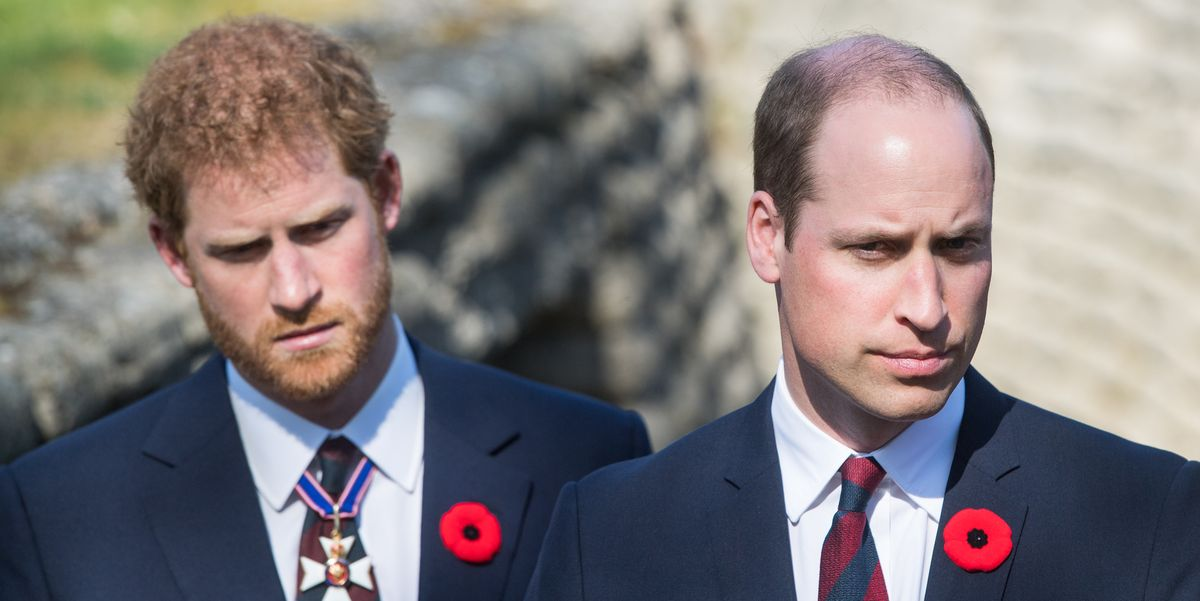 """Prince William Reportedly """"Threw Harry Out"""" After Past Meghan Markle Bullying Allegations"""