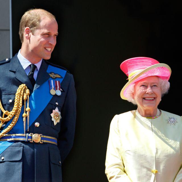queen prince william scotland tour