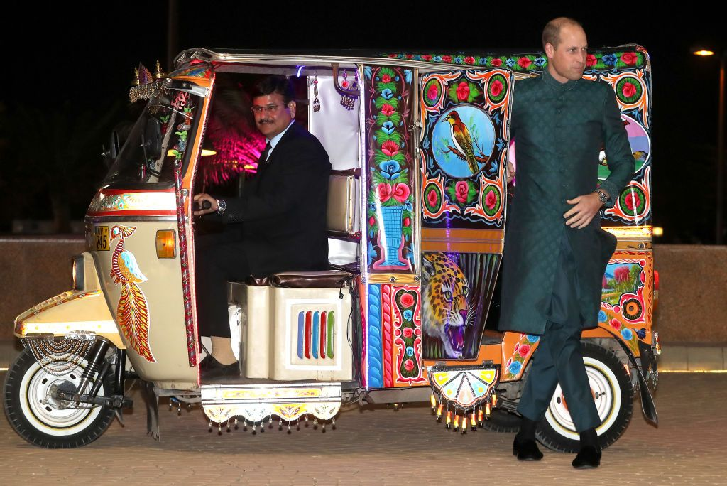 Kate Middleton Looks Great, but Can We Talk About Prince William's Sherwani?