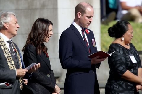 The Duke Of Cambridge Prince William Visits New Zealand