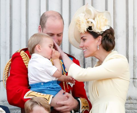 Prince Louis S Baby Photos Cutest Pictures Of Prince Louis