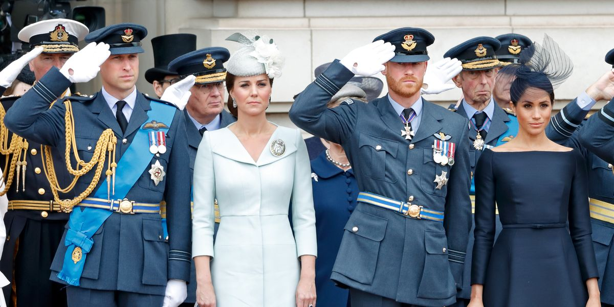Why the royal family's funeral outfits have been changed last-minute