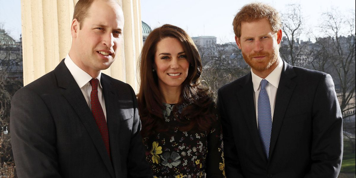 Er, Prince Harry Texted Kate Middleton Instead of Prince William When Lilibet Was Born