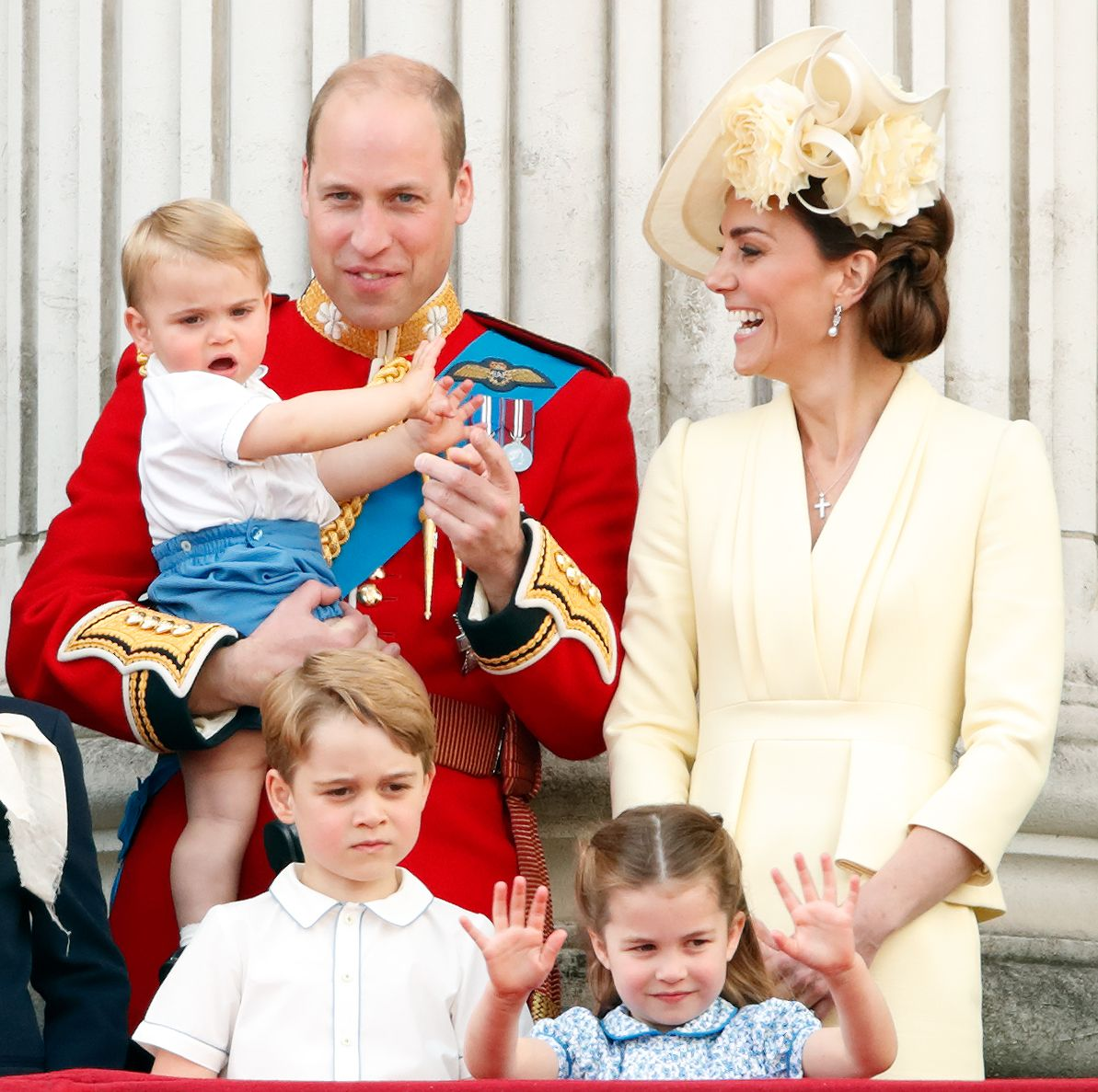 Prince William and Kate Middleton Share Never-Before-Seen Photo of Their Kids for Father's Day