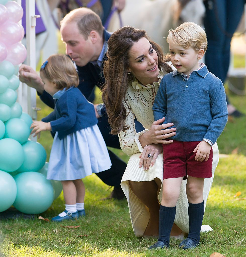What Kate Middleton Is Like as a Mother Off-Duty to Prince George, Princess Charlotte, and Prince Louis