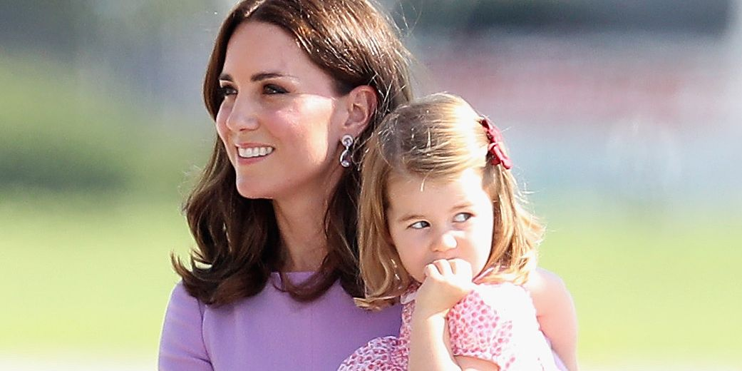 Kate Middleton Secretly Took Princess Charlotte on the Cutest Holiday Outing