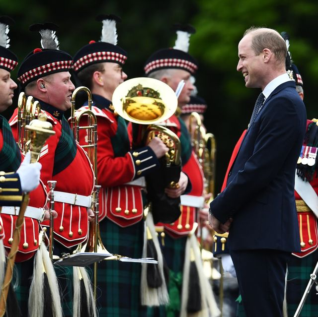 the duke and duchess of cambridge visit scotland day one
