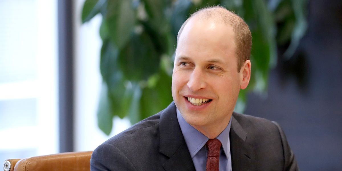 Prince William to Speak at the First-Ever Free TED Conference