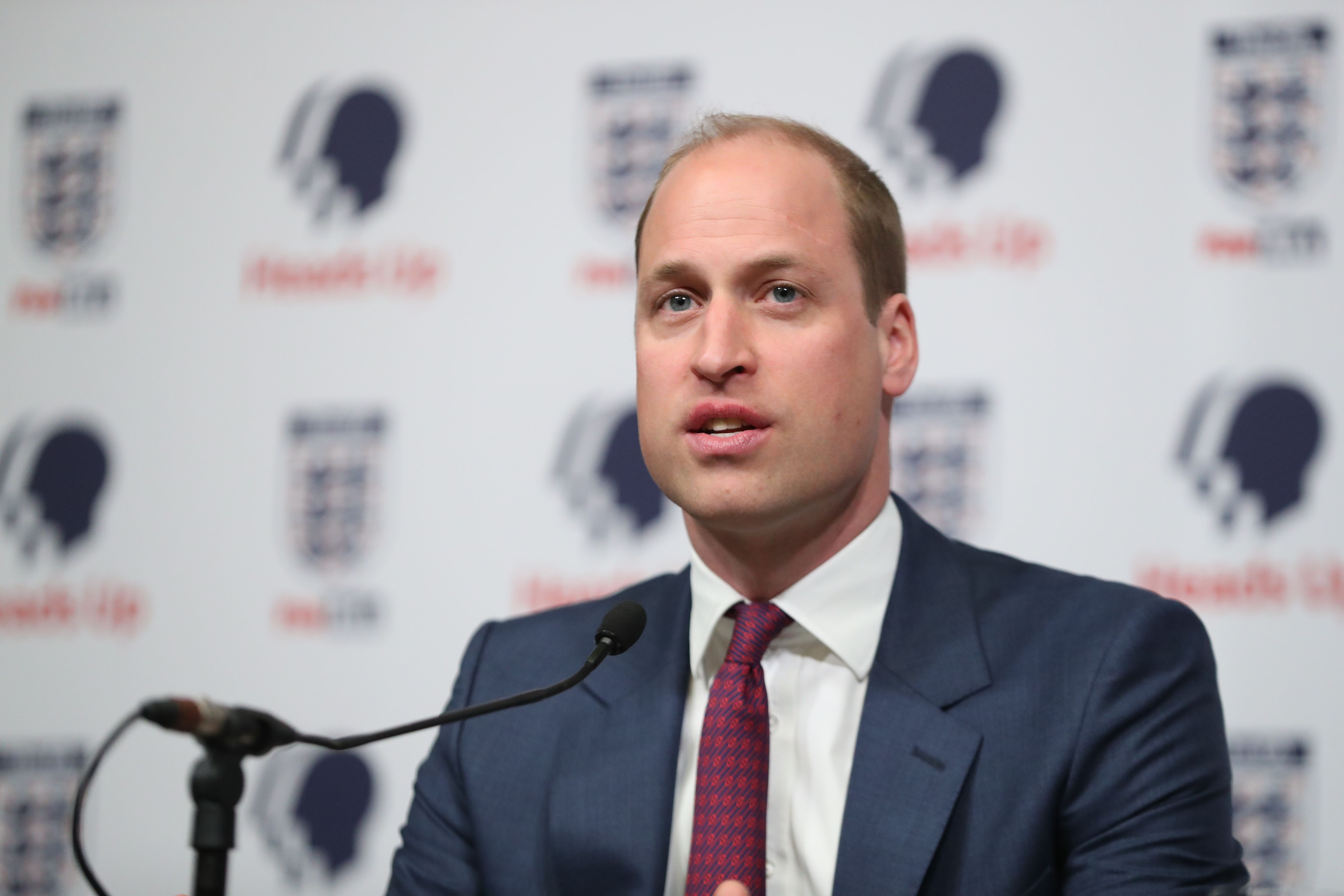 Prince William Is Making a Documentary About Mental Health Awareness