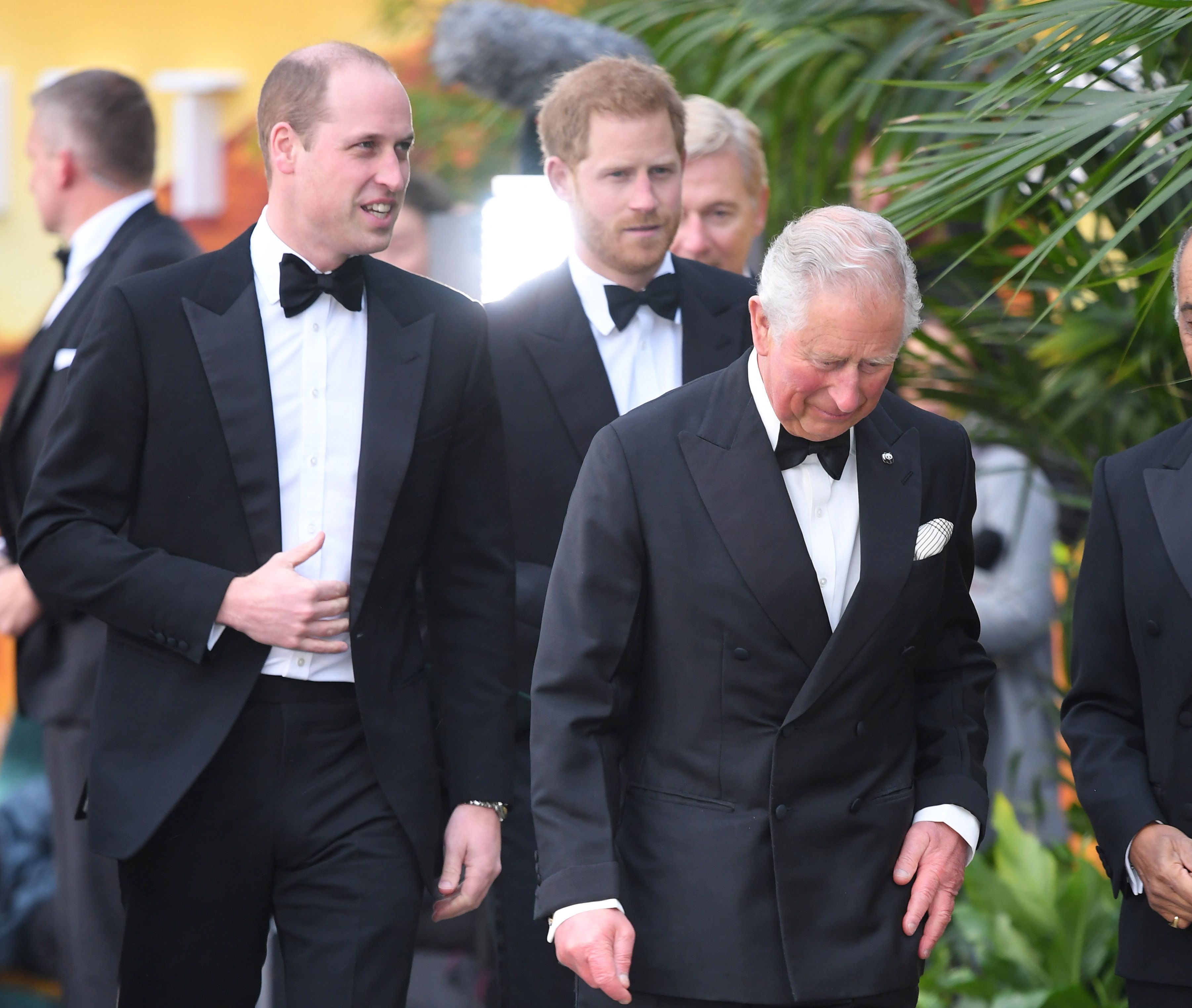 Topic Prince Harry: Flipboard: Prince Harry Says He And Prince William Are On