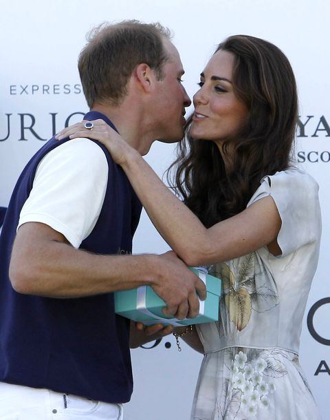 The Duke And Duchess Of Cambridge Attend A Polo Match For Foundation Of Prince William And Prince Harry