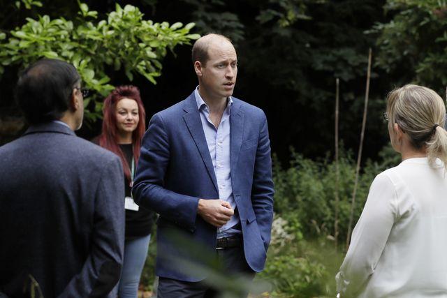 the duke of cambridge visits peterborough