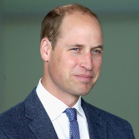 The Duke Of Cambridge Visits McLaren Automotive