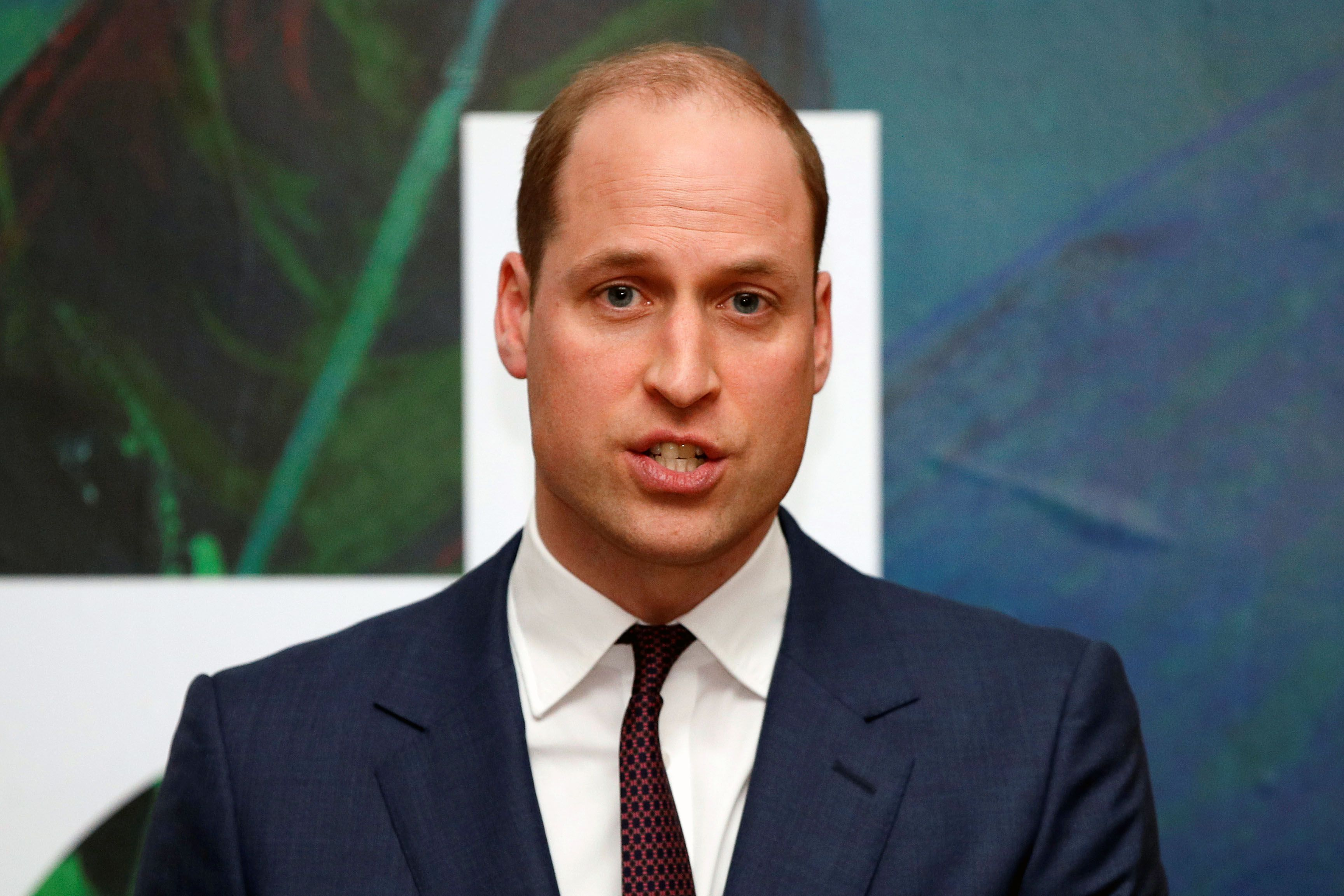 Prince William Says The Day He Dreaded Most Has Come With Coronavirus