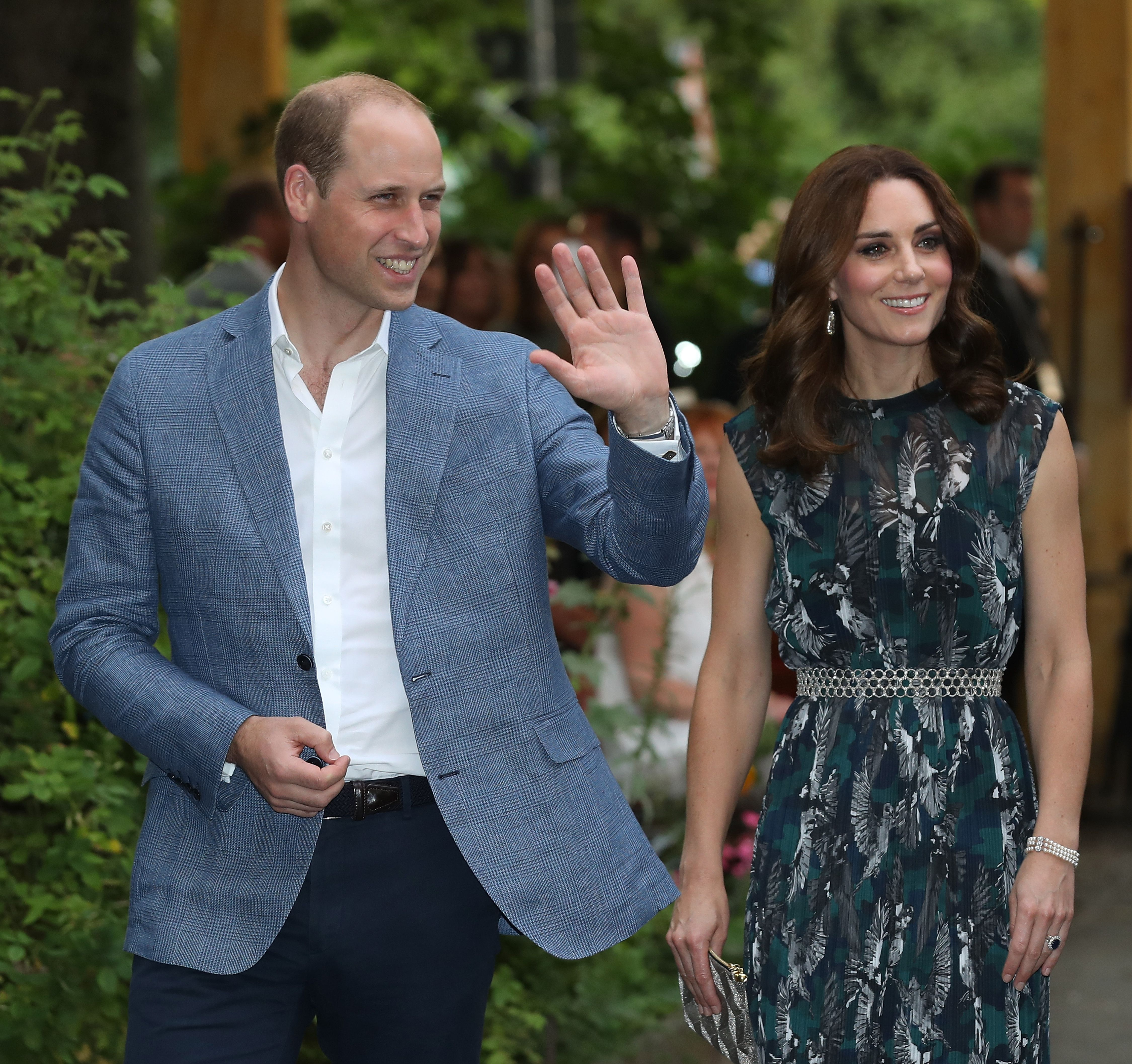 Kate Middleton is pregnant! The Duchess of Cambridge and Prince ...