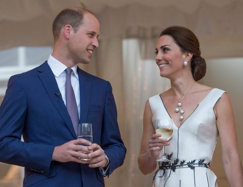 Prince William Poses Where Kate Middleton Posed in Jordan on Vacation