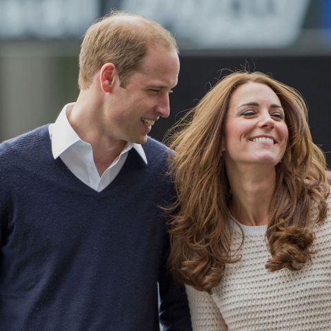 prince williams kate middleton facts laughing