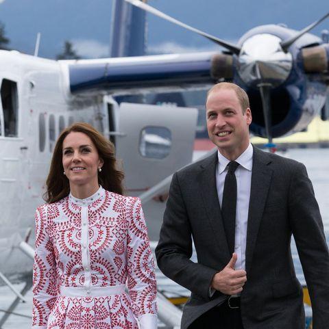 Prince William, Kate Middleton, fly, budget, Scotland