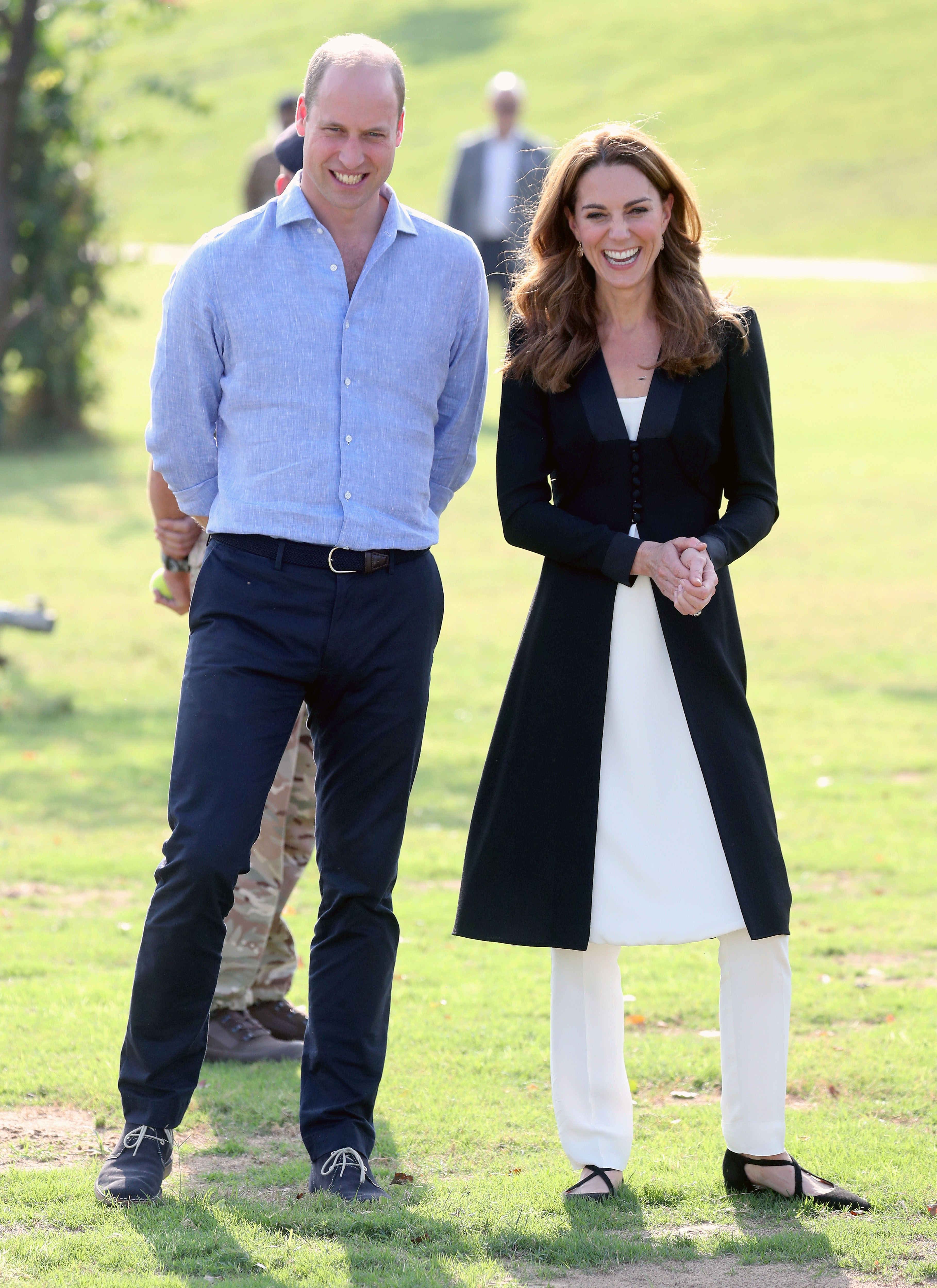 Will And Kate React To Princess Beatrice S Surprise Wedding