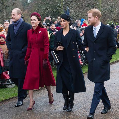 Meghan Markle, Prince Harry, Prince William, Kate Middleton, reuniting,Remembrance Sunday