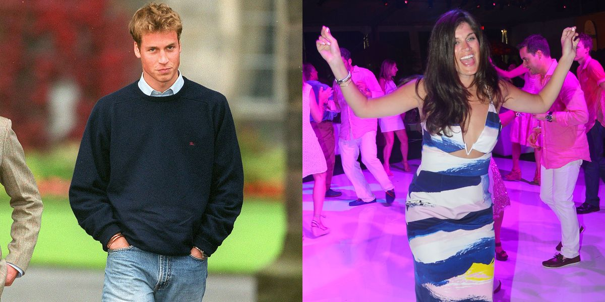 Prince William Was Rejected By Meghann Gunderman In College