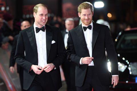 Prince Williams Naughty Best Man Speech Was Revenge On Prince Harry