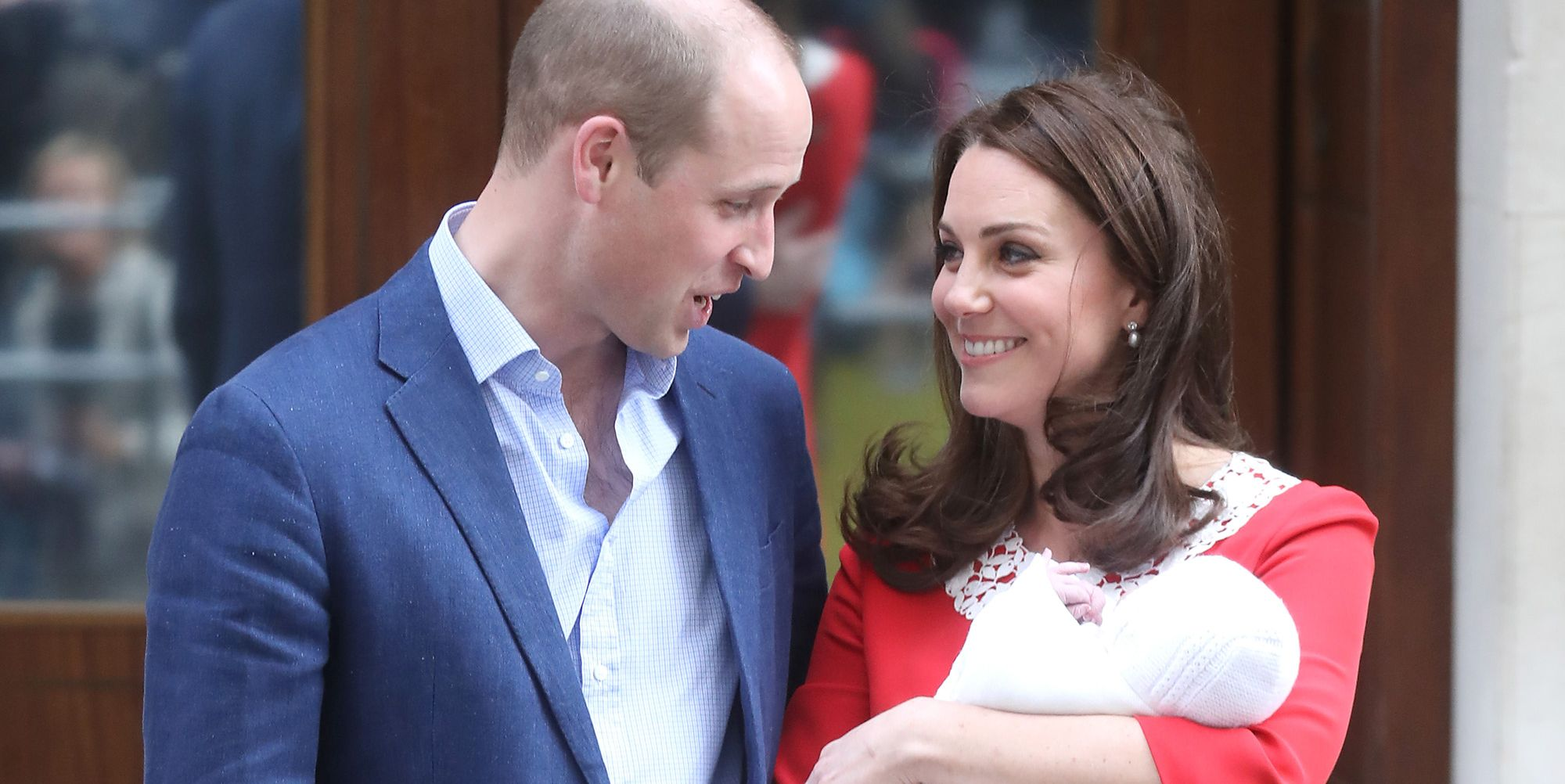 Prince William Maybe Revealed Royal Baby's Name