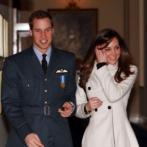 royals attend prince williams' graduation ceremony at raf cranwell