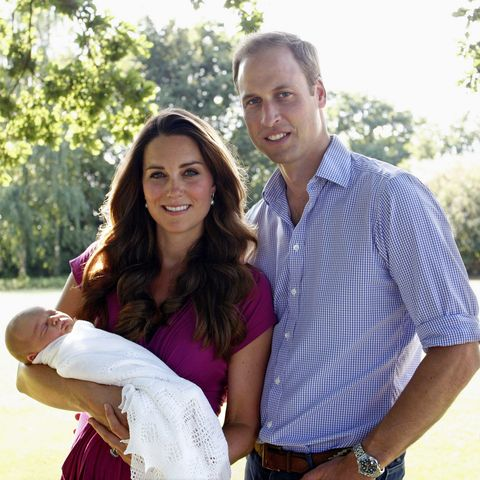 """Prince William Describes """"Fear of Having a Newborn"""" & Kate Middleton Says She Was a """"Naive"""" Parent"""