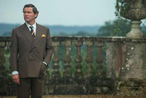 Dominic West as Prince Charles