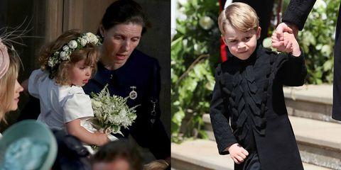 prince george bridsmaid