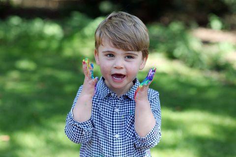 prince louis' second birthday photos