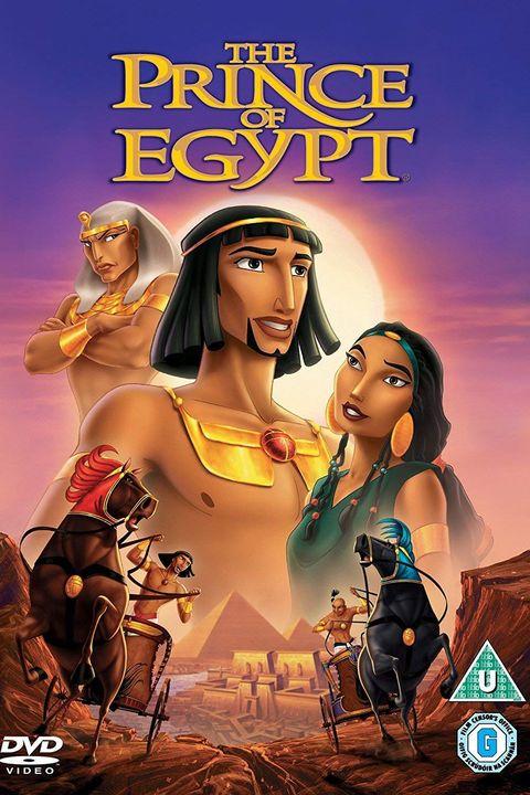 bible movies prince of egypt