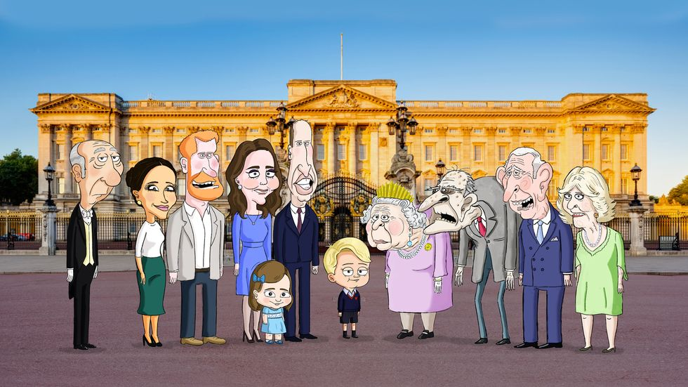 Gary Janetti's Prince George Parody Instagram Account Is Becoming an Animated Series